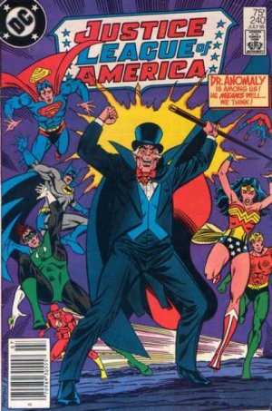 Justice League Of America # 240