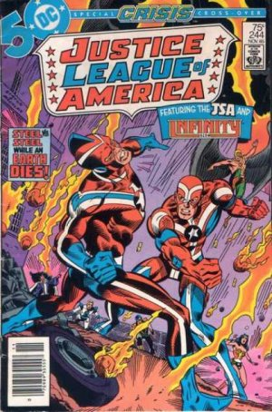 Justice League Of America # 244