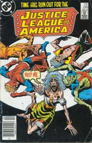 Justice League Of America # 249