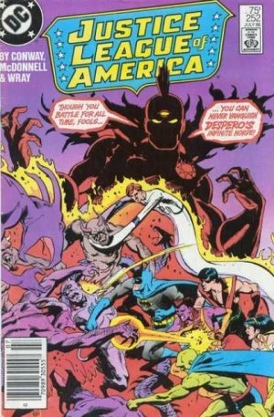 Justice League Of America # 252
