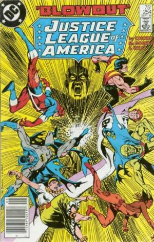 Justice League Of America # 254