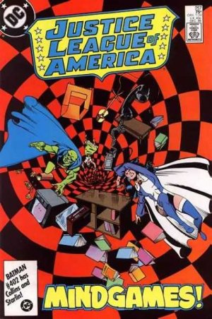 Justice League Of America # 257
