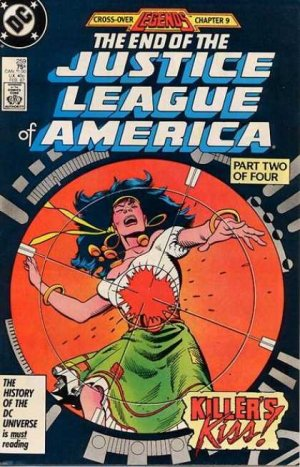 Justice League Of America # 259
