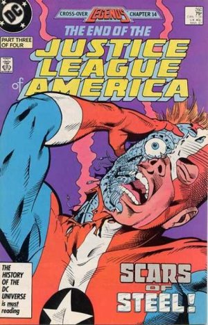 Justice League Of America # 260