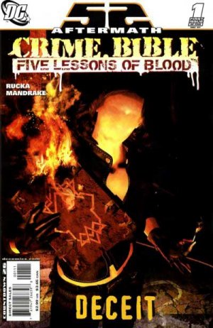 Crime Bible - The Five Lessons of Blood édition Issues