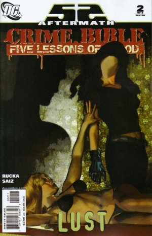 Crime Bible - The Five Lessons of Blood # 2 Issues