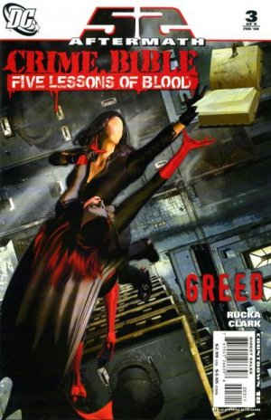Crime Bible - The Five Lessons of Blood # 3 Issues
