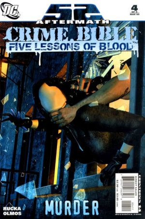 Crime Bible - The Five Lessons of Blood # 4 Issues