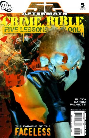 Crime Bible - The Five Lessons of Blood # 5 Issues