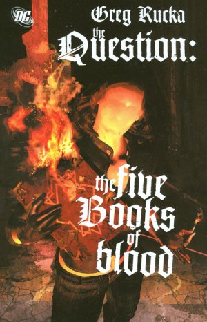 Crime Bible - The Five Lessons of Blood édition TPB softcover (souple)