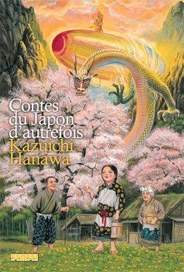 couverture, jaquette Contes du Japon d'autrefois   (kana)