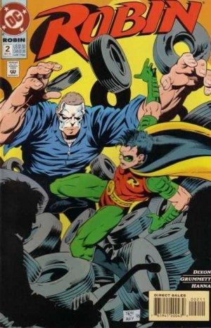 Robin # 2