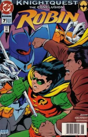 Robin # 7 Issues V2 (1993 - 2009)