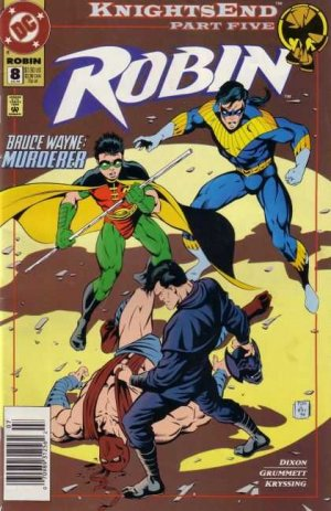 Robin # 8 Issues V2 (1993 - 2009)