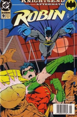 Robin # 9 Issues V2 (1993 - 2009)