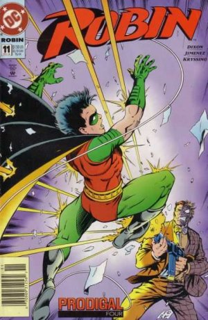 Robin # 11 Issues V2 (1993 - 2009)