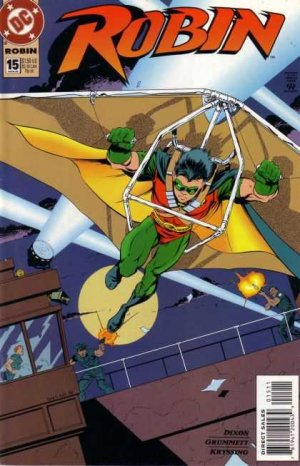 Robin # 15 Issues V2 (1993 - 2009)