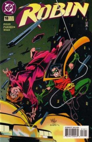 Robin # 18