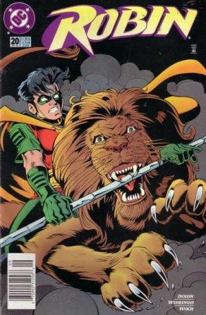 Robin # 20