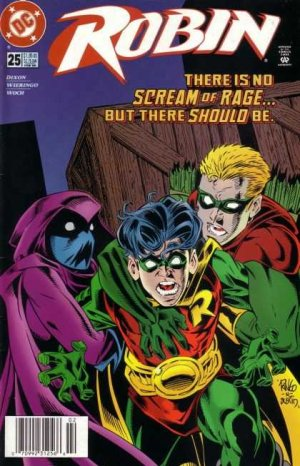 Robin # 25