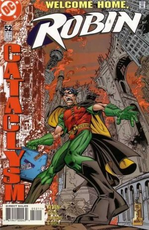 Robin # 52 Issues V2 (1993 - 2009)