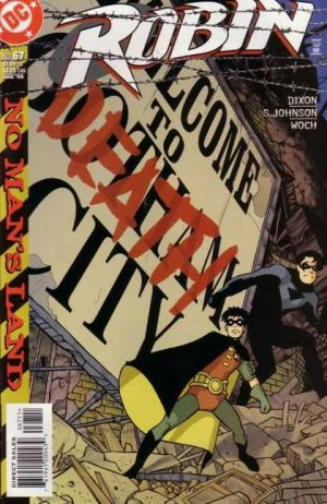 Robin # 67 Issues V2 (1993 - 2009)