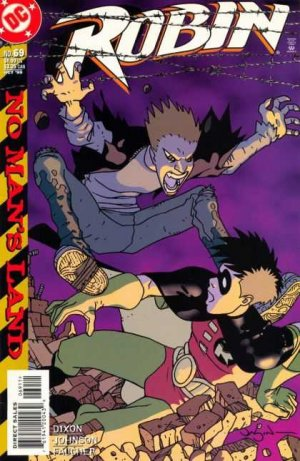 Robin # 69 Issues V2 (1993 - 2009)