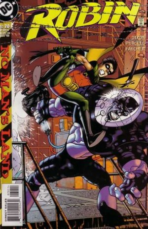 Robin # 70 Issues V2 (1993 - 2009)