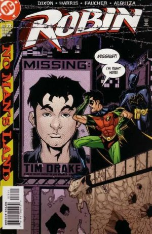 Robin # 73 Issues V2 (1993 - 2009)