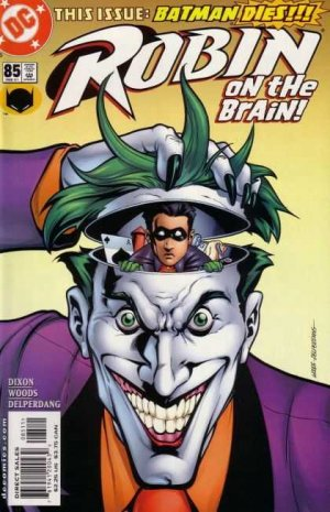 Robin # 85 Issues V2 (1993 - 2009)