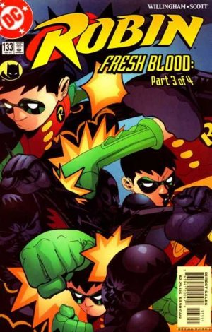Robin # 133 Issues V2 (1993 - 2009)
