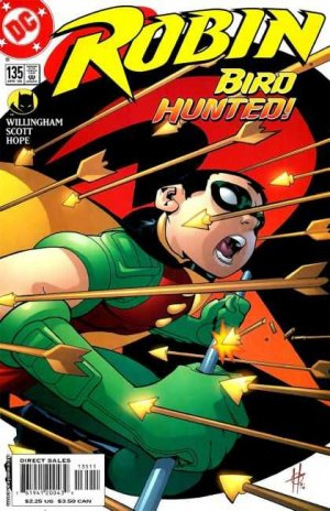 Robin # 135 Issues V2 (1993 - 2009)
