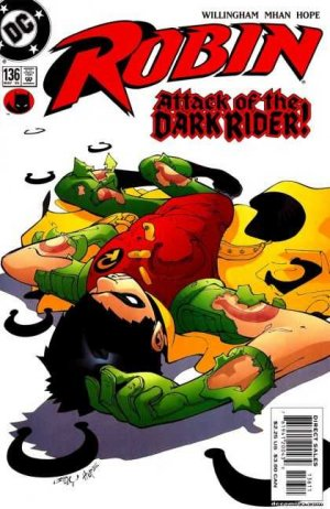 Robin # 136 Issues V2 (1993 - 2009)