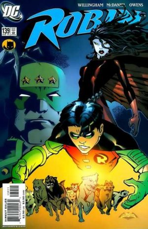 Robin # 139 Issues V2 (1993 - 2009)