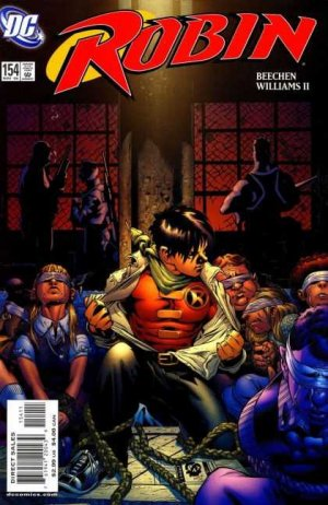 Robin # 154 Issues V2 (1993 - 2009)