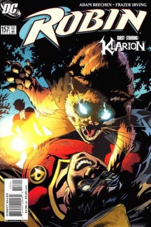 Robin # 157 Issues V2 (1993 - 2009)