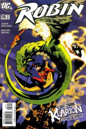 Robin # 158 Issues V2 (1993 - 2009)
