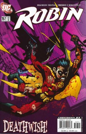 Robin # 167 Issues V2 (1993 - 2009)