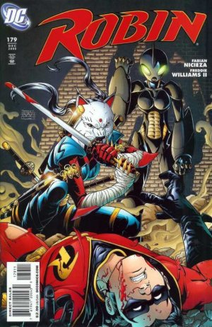 Robin # 179 Issues V2 (1993 - 2009)