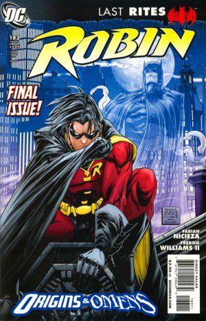 Robin # 183 Issues V2 (1993 - 2009)