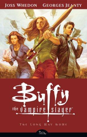 Buffy Contre les Vampires - Saison 8 édition TPB softcover (souple)