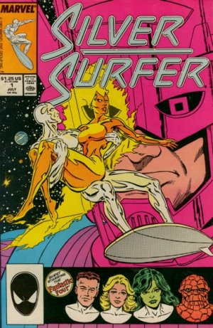 Silver Surfer # 1 Issues V3 (1987 - 1998)