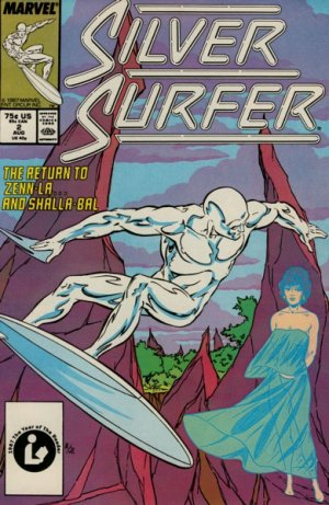 Silver Surfer # 2 Issues V3 (1987 - 1998)