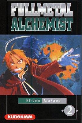 Fullmetal Alchemist # 2