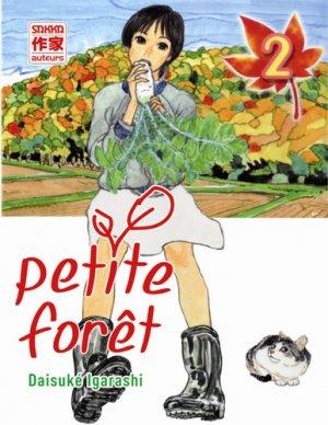 couverture, jaquette Petite Forêt 2  (casterman manga)