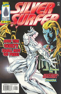 Silver Surfer # 124 Issues V3 (1987 - 1998)