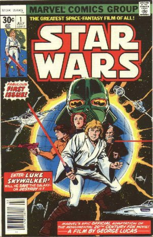 Star Wars édition Issues V1 (1977 - 1986)