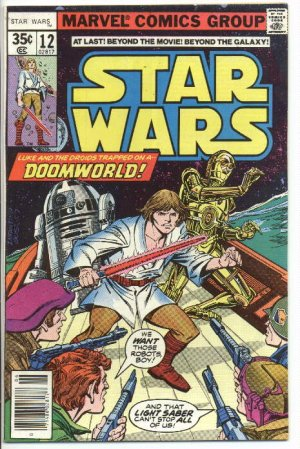 Star Wars # 12 Issues V1 (1977 - 1986)