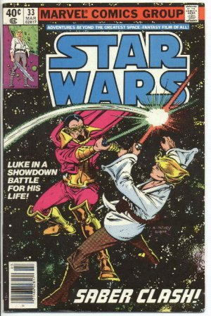 Star Wars # 33 Issues V1 (1977 - 1986)
