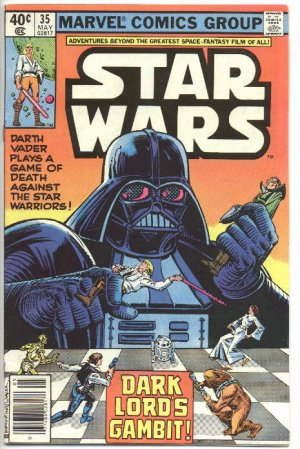 Star Wars # 35 Issues V1 (1977 - 1986)